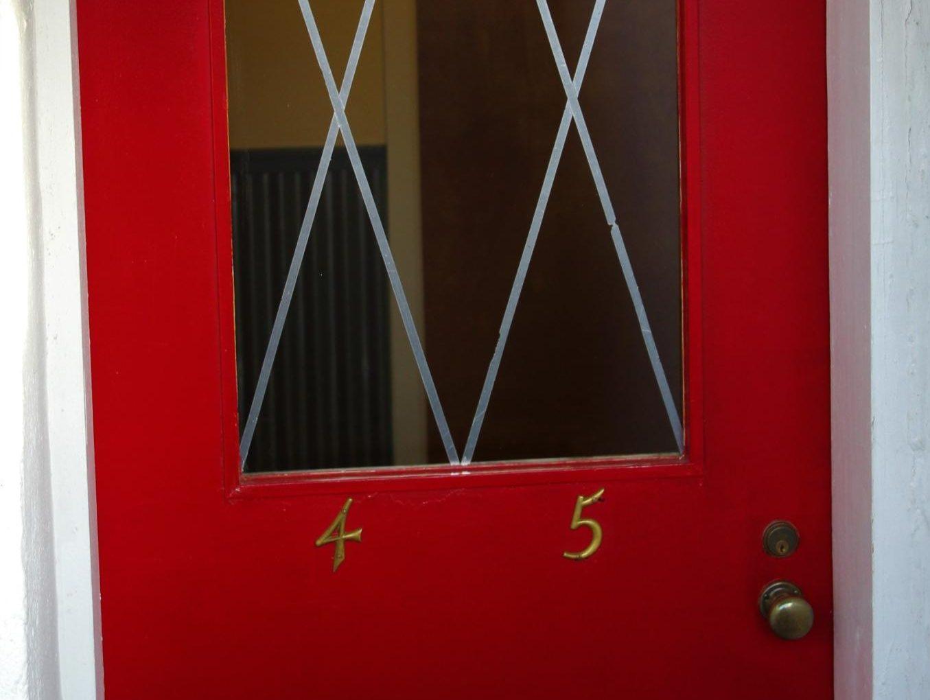 Door to Hallway